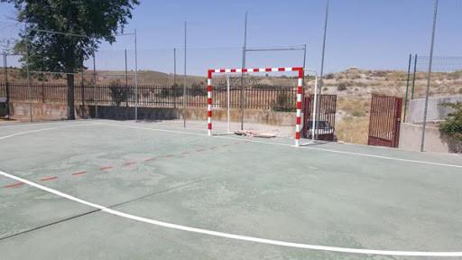 El colegio Los Cerros Chicos estrenará pista multideportiva y la mejora en sus accesos