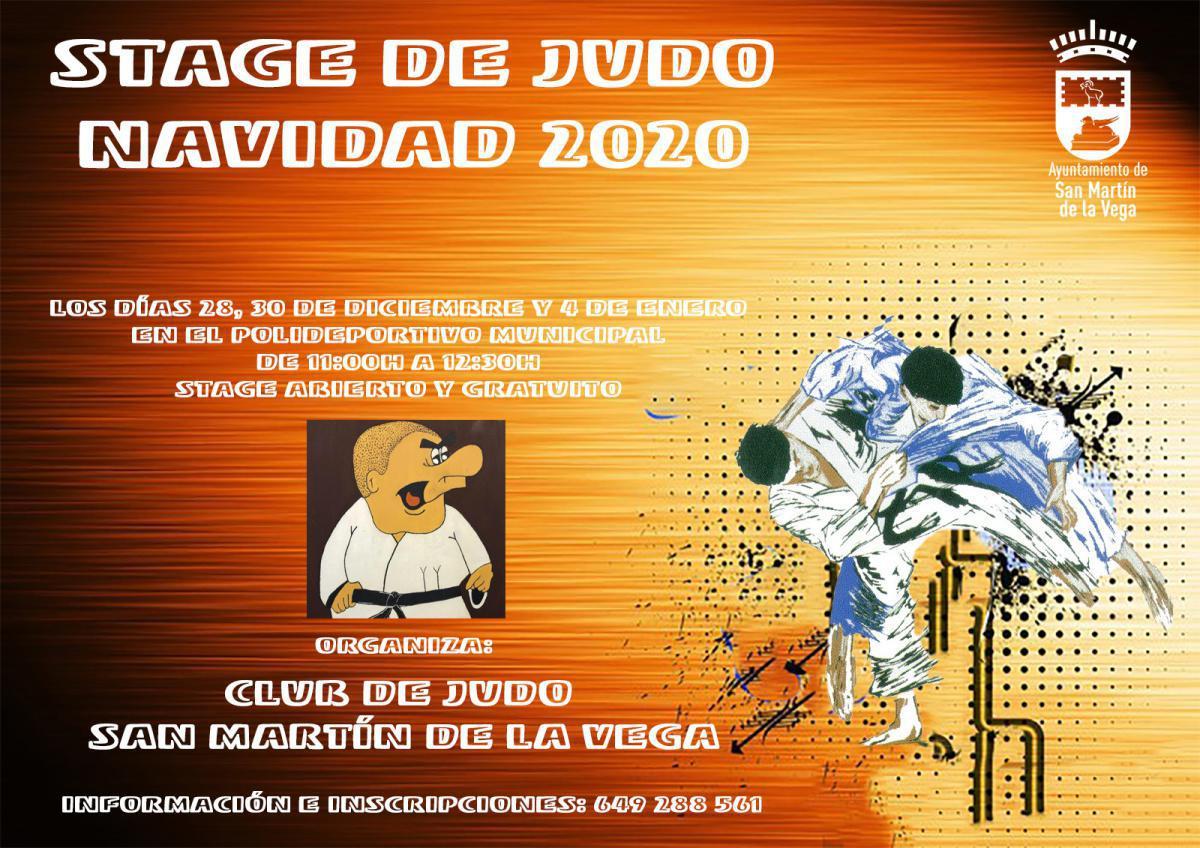 Stage de Judo Navidad 2020