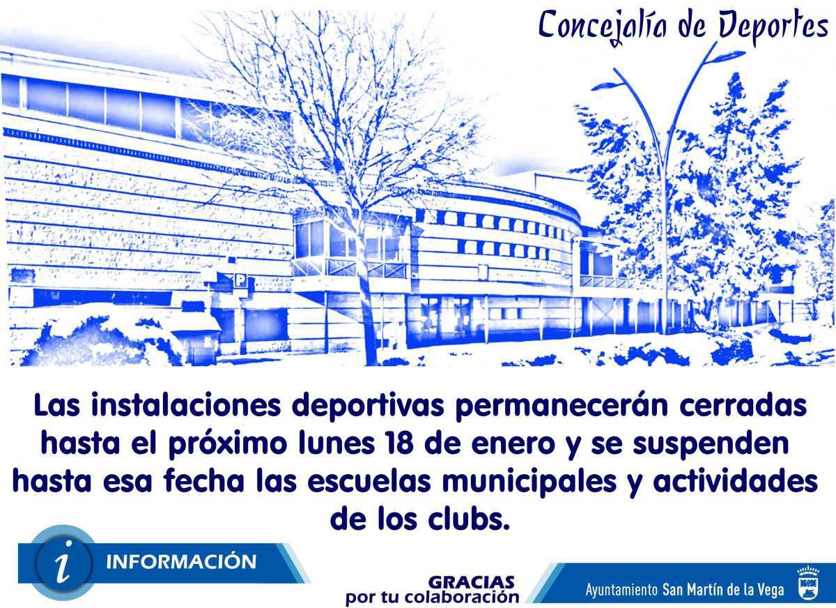 Información Polideportivo municipal