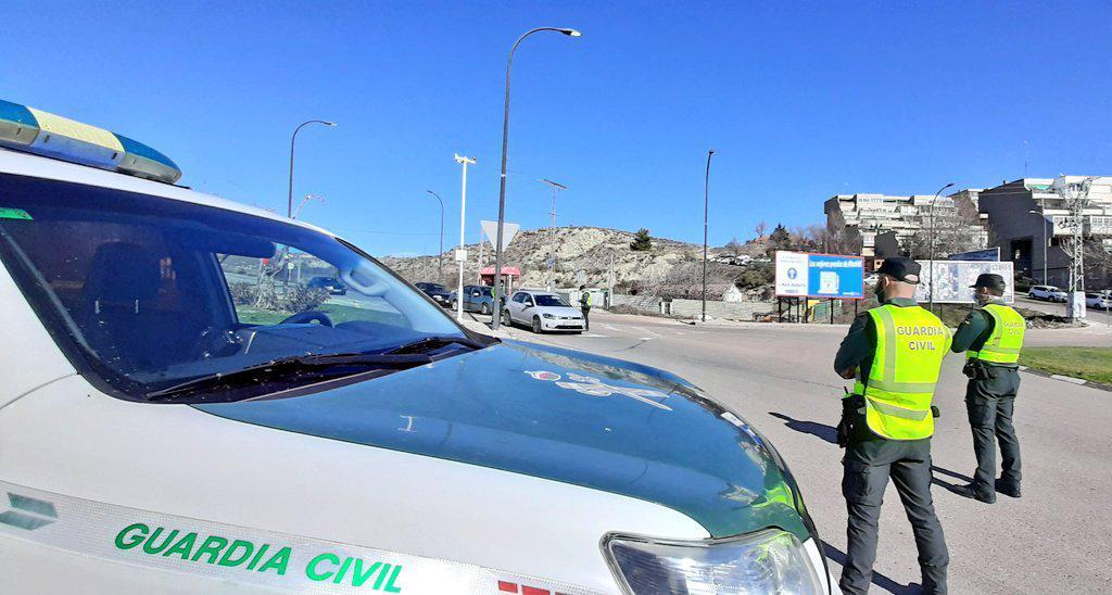 Siete denuncias por incumplir el cierre perimetral en San Martín de la Vega