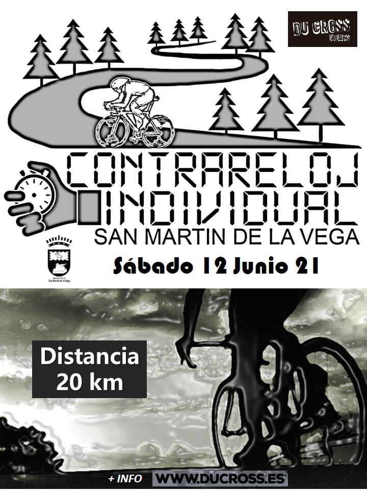 Inscripciones para la Contrarreloj individual SMV21