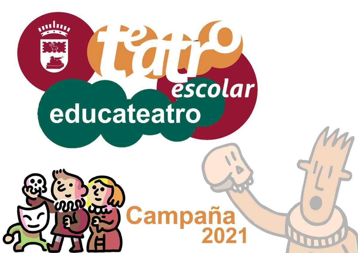 """El Ayuntamiento inicia la campaña escolar """"Educateatro"""" de forma intinerante"""