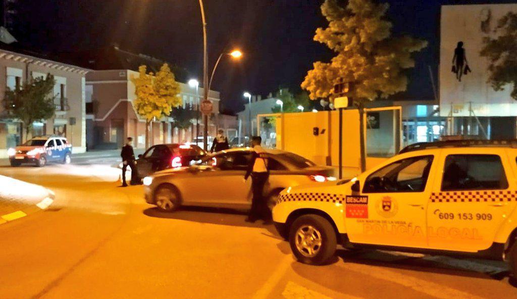 Dos detenidos en la primera noche tras el fin del Estado de Alarma