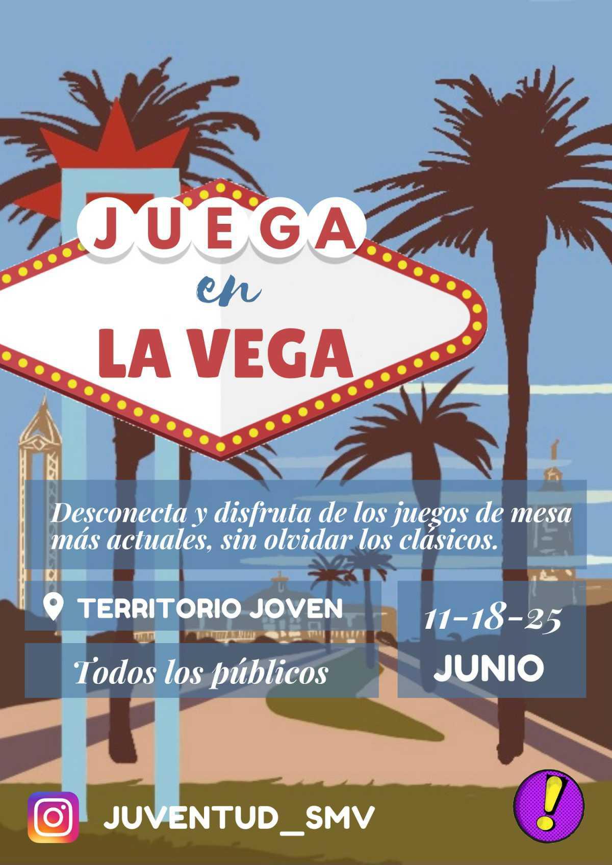 Juega en la Vega, un nuevo proyecto de Juventud San Martín de la Vega