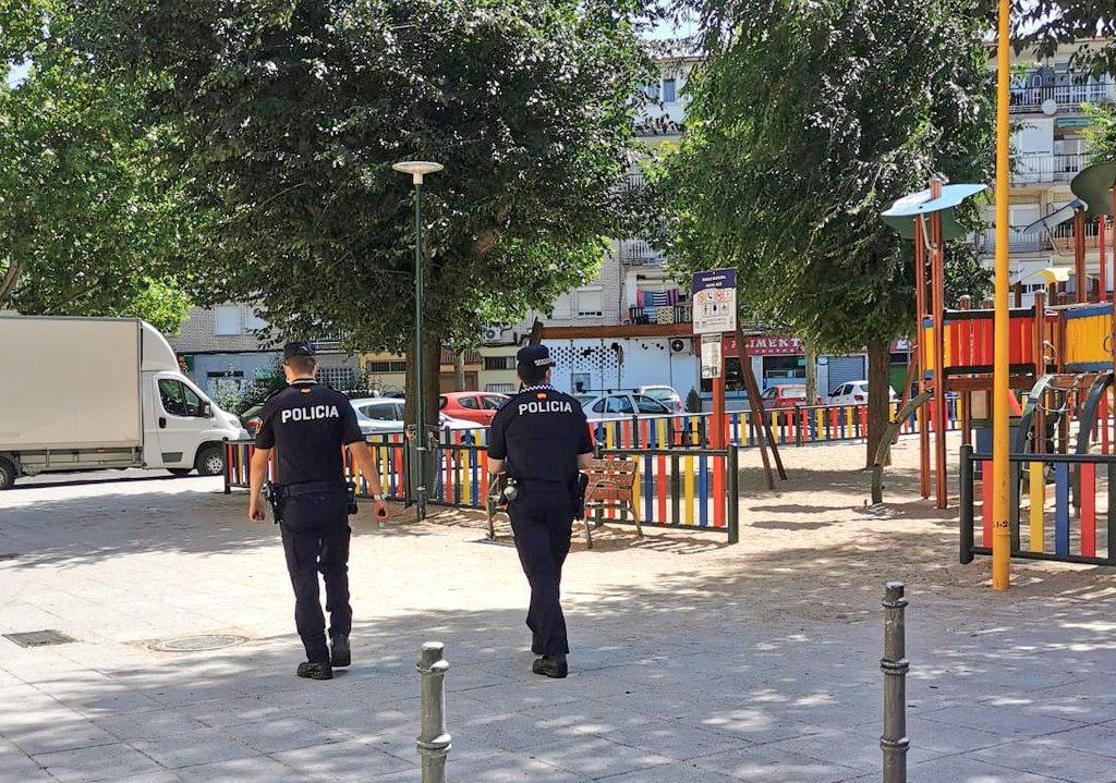 San Martín de la Vega reduce la delincuencia un 37% respecto a 2019