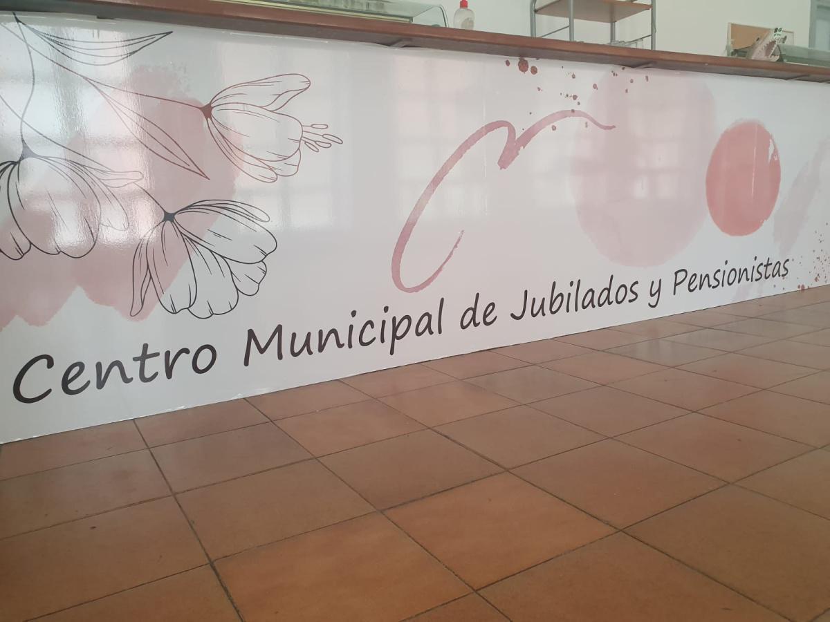 El Centro Municipal de Jubilados y Pensionistas abrirá a partir de septiembre