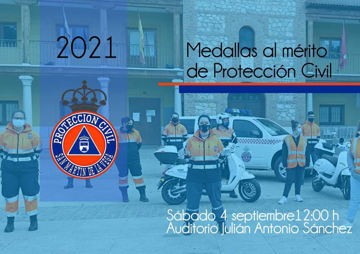 El Ayuntamiento reconoce la labor de Protección Civil por su labor durante la pandemia