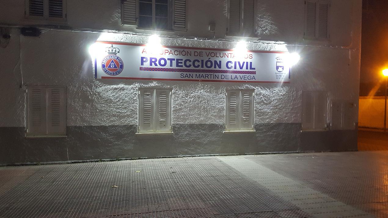 nueva protección civil