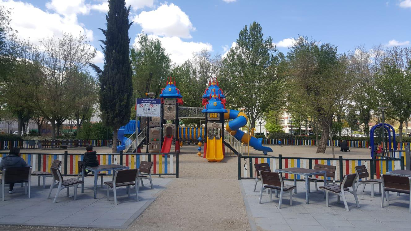 Parque V centenario