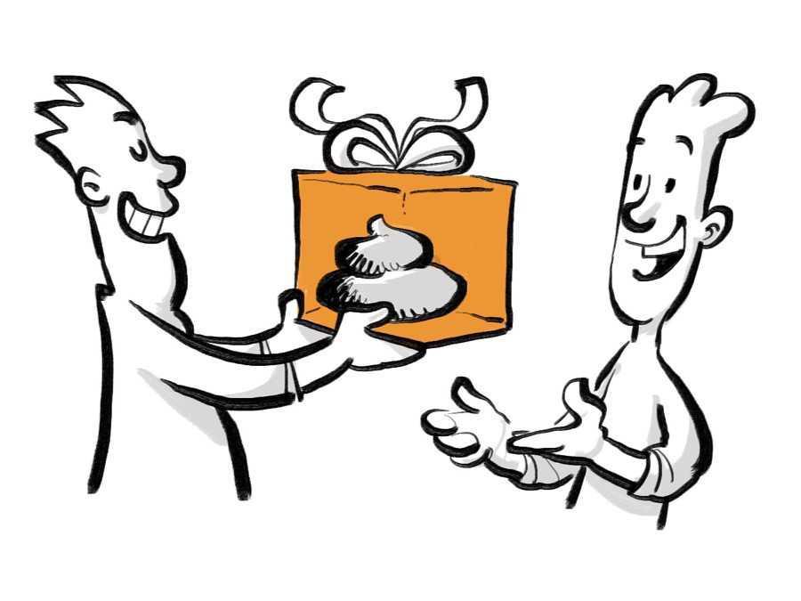 Konflikt-Nutzen: Warum ist jeder Konflikt (auch) ein Geschenk und was hat das mit dem SEK und Arschengeln zu tun?