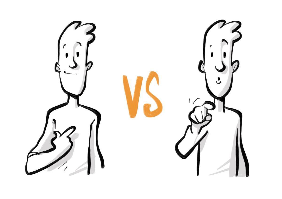 Projektionen vs. Blinde Flecken: Was nimmst du an, was verweigerst du?