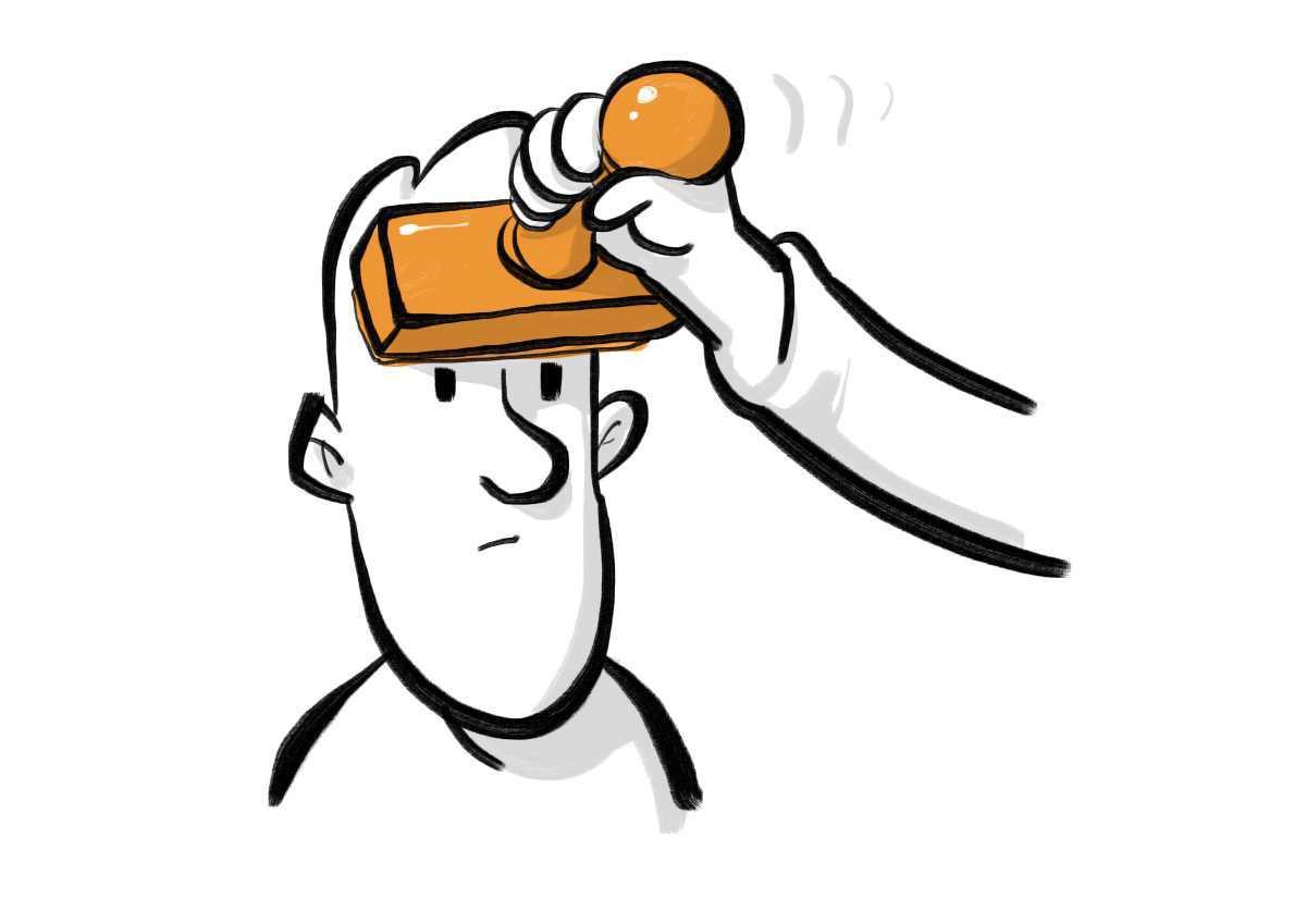 Blinden Flecken erkennen. Und sich zugleich vor Projektionen schützen.