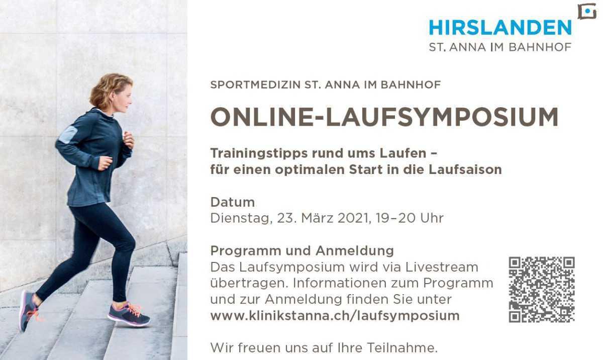 Laufsymposium Hirslanden