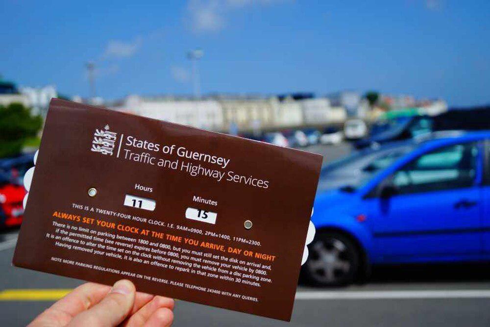 Parking in Guernsey