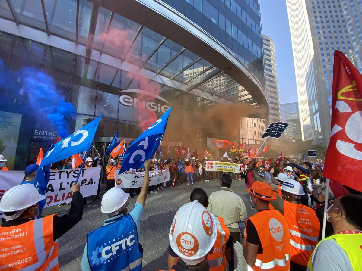Photos de la mobilisation du 22/09/2020