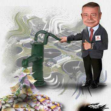 L'OPA se résume au démantèlement de Suez, à l'élimination du principal concurrent