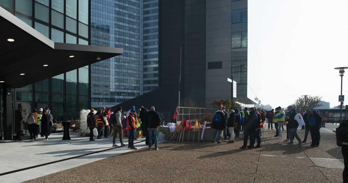 Photos de la manifestation du 02 mars 2021 - 1