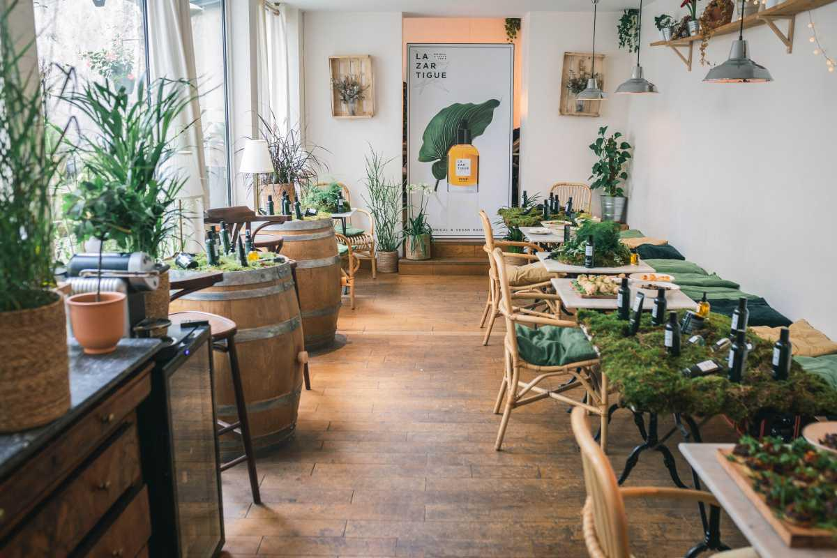 Scénographie végétale - Lazartigue