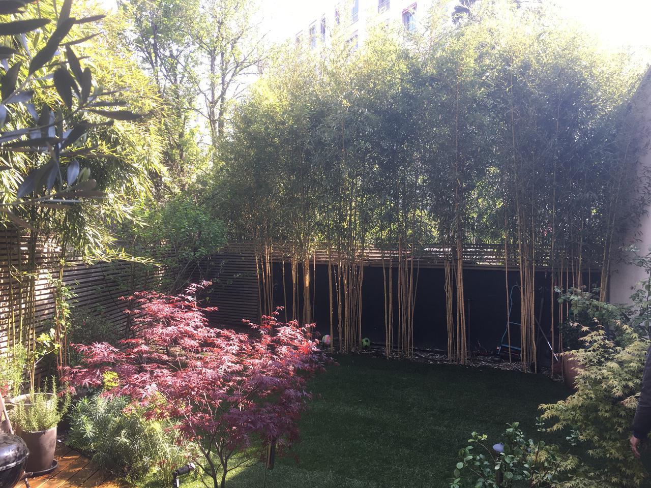 Jardin à La Garenne Colombes