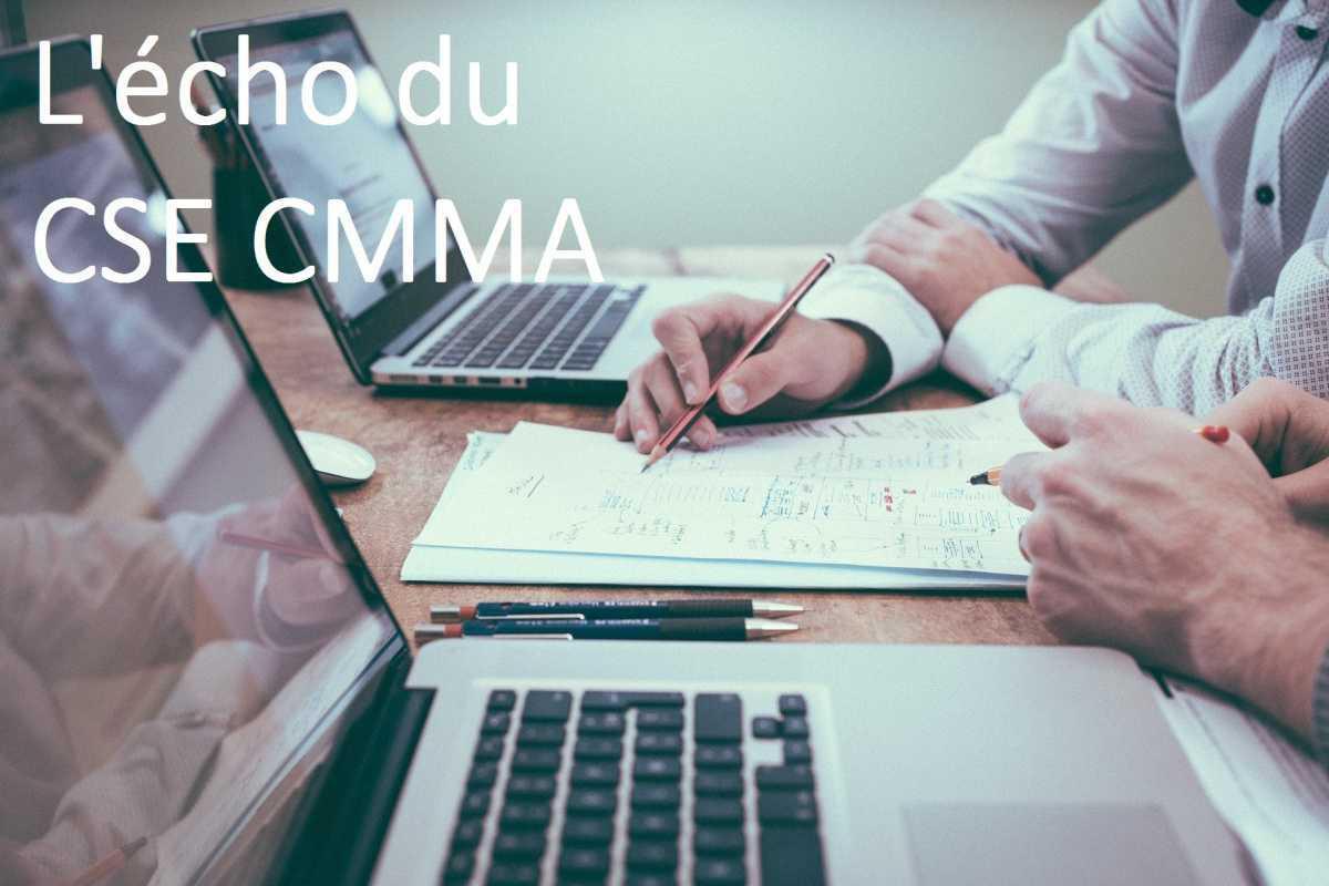 CMMA : L'Echo du CSE mars 2021