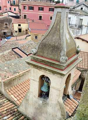 Crotone, Chiesa Santa Chiara e Monastero delle Clarisse