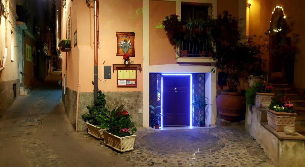 Crotone, Osteria San Pietro