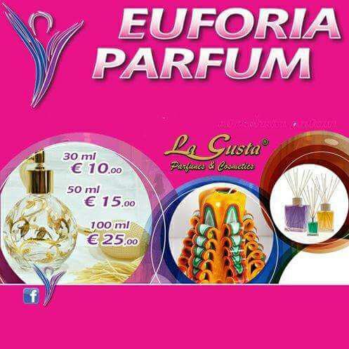 Euforia Parfum di Ubaldo Labonia