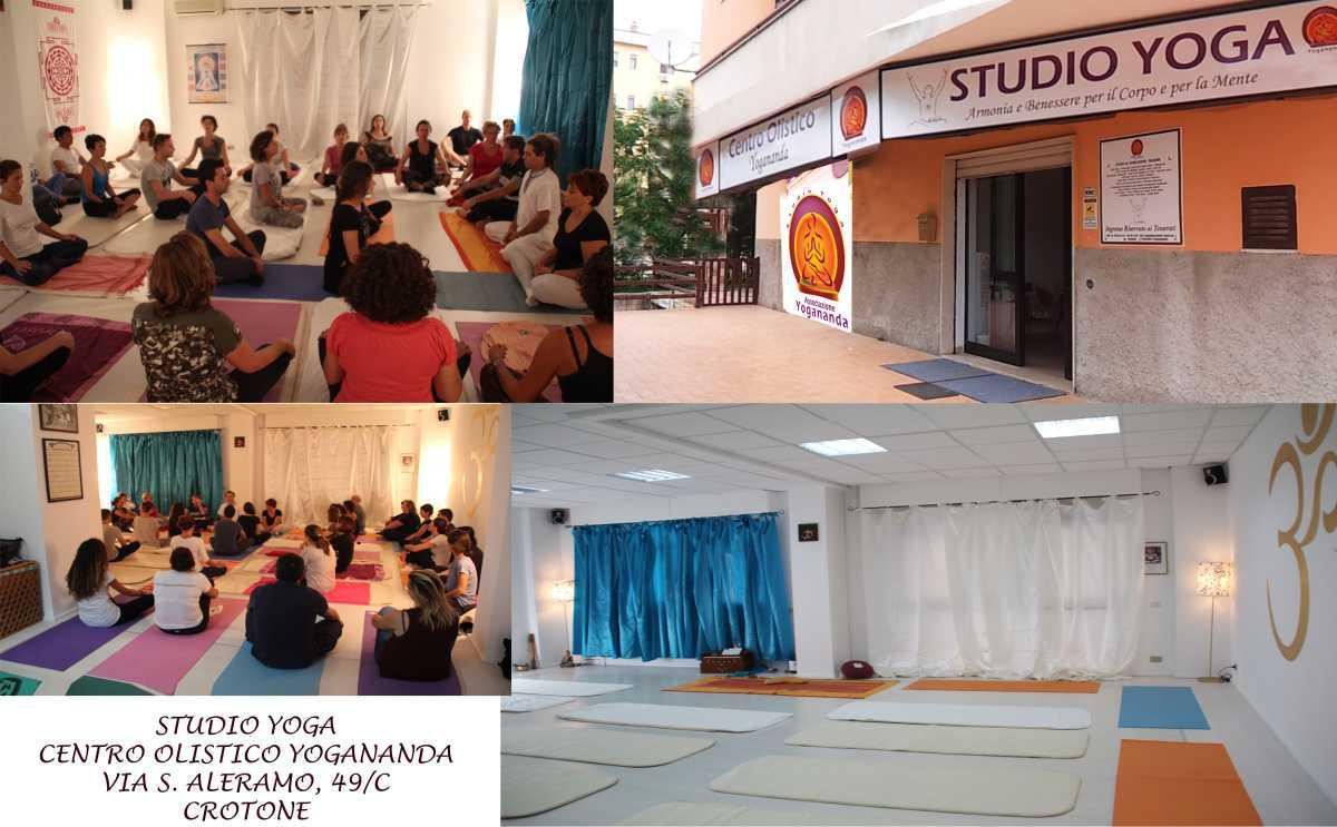 Centro Olistico e Studio Yoga YOGANANDA