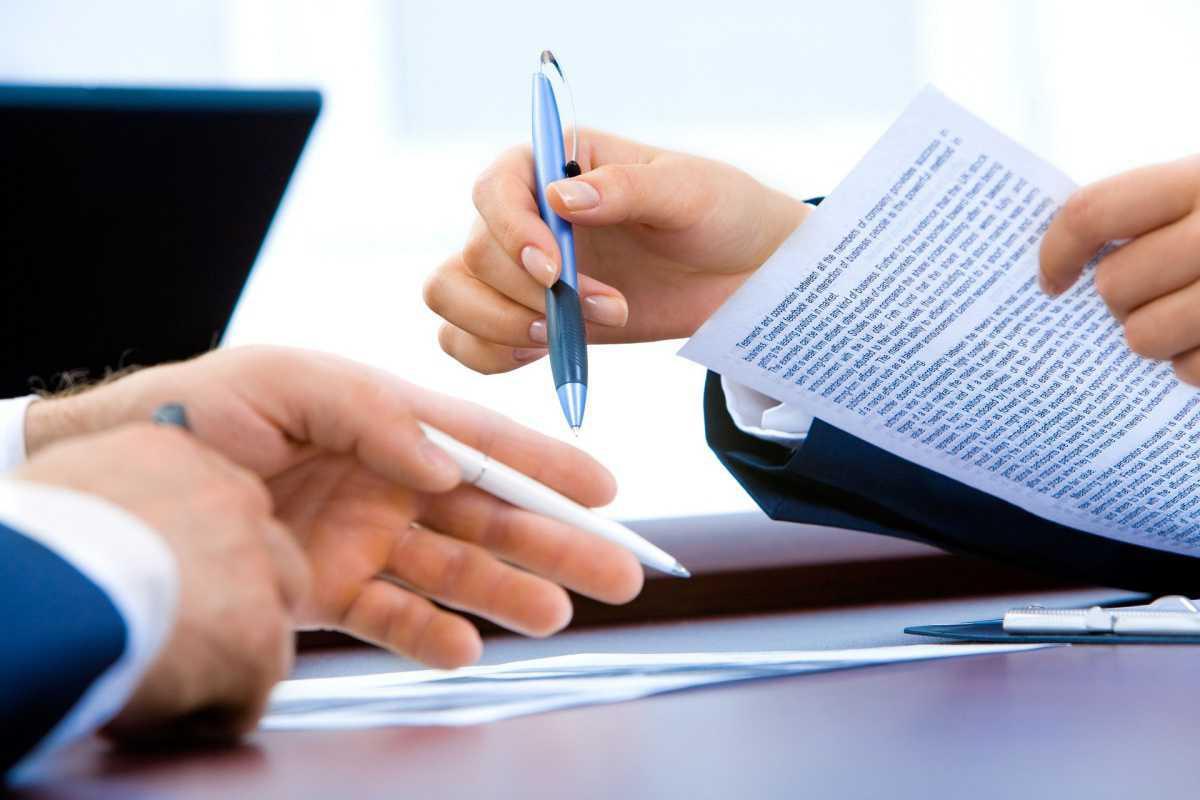 Les accords du secteur Terrestre