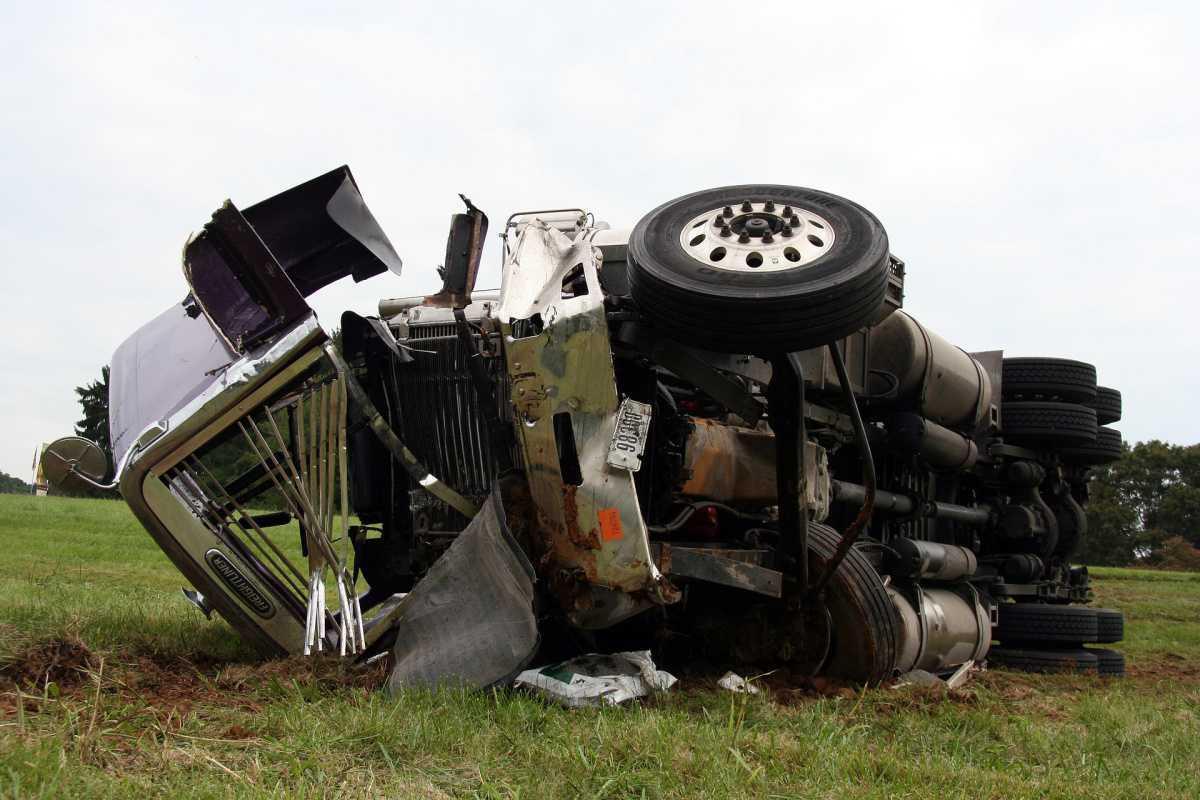 35 conducteurs routiers morts sur les routes françaises en 2020.
