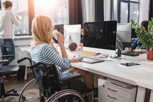 Déclaration d'emploi des travailleurs handicapés 2020.