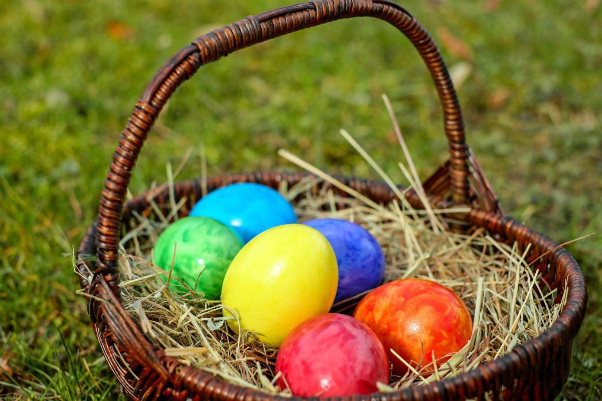 La fête de Pâques pour les Nuls!
