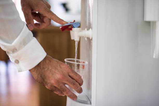 Covid-19 : les restrictions sur l'usage des fontaines à eau au travail...