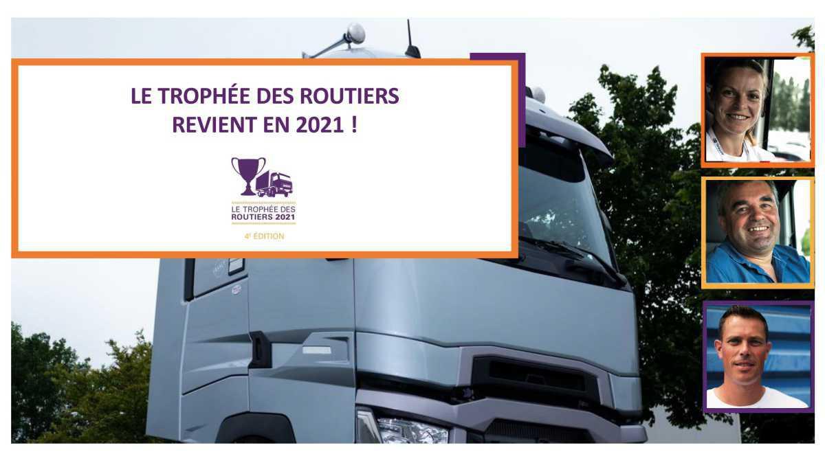 Trophée des routiers 2021!