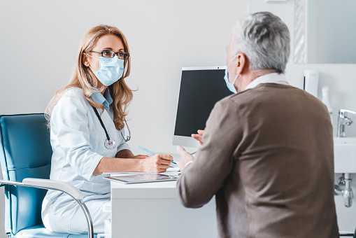 Visite médicale avant départ en retraite !