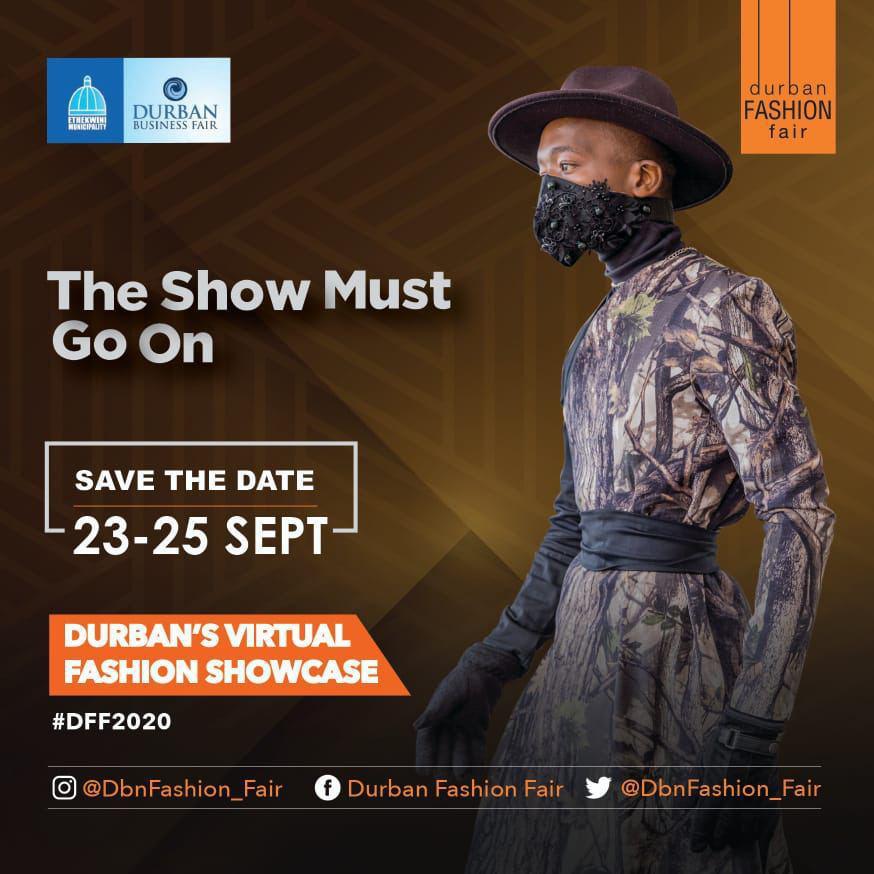 Durban Fashion Fair Show Goes On