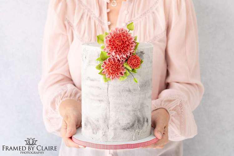 Grace Stevens – Basics to Ask Your Wedding Cake Baker