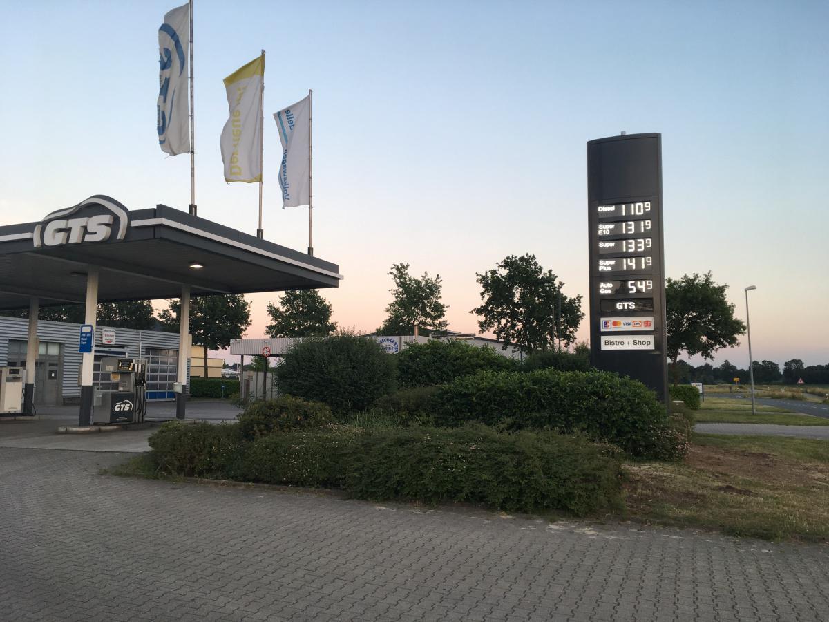 Tankstelle G.T.S Josef Geers GmbH