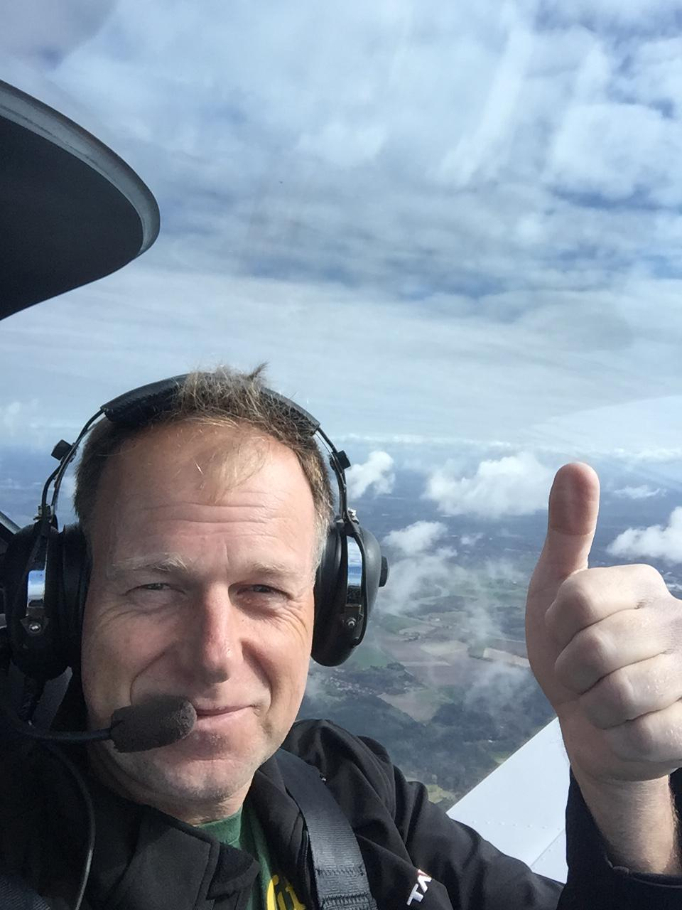 Neue Flugschule in Dankern mit Ausbildungslehrgang und Rundflügen