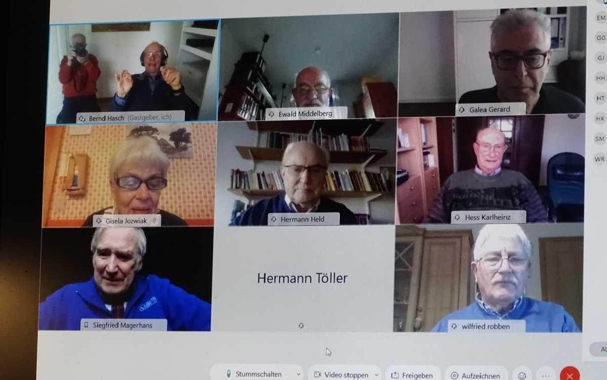 Seniorenvertretung Haren e.V. geht neue Wege