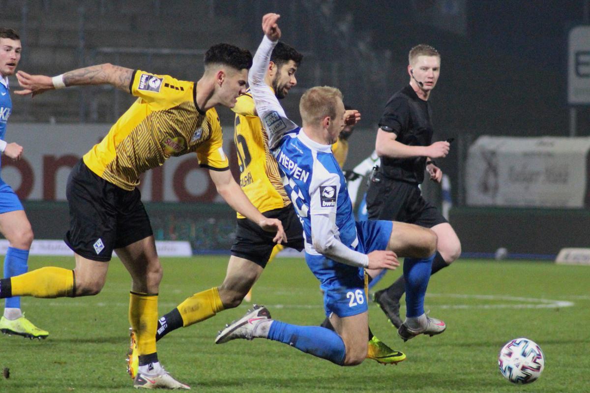 SV Meppen klettert aus der Abstiegszone