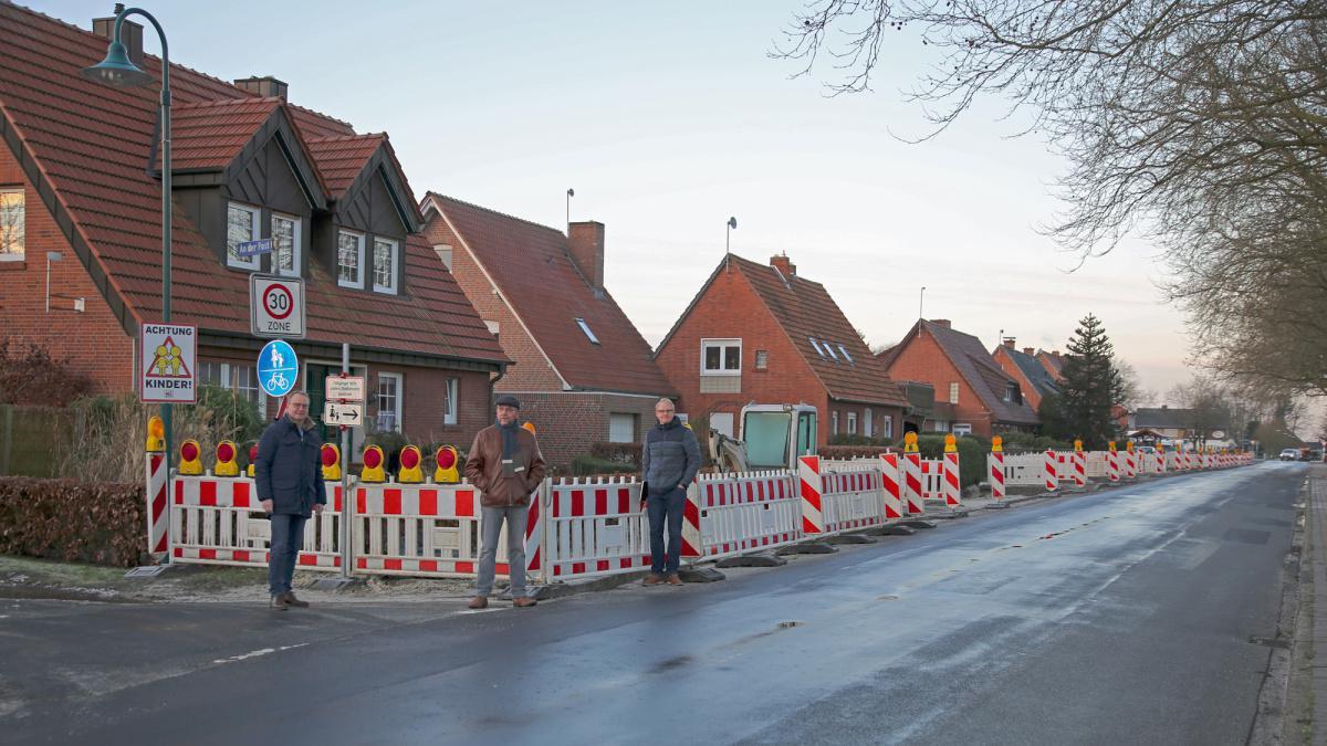Dorferneuerungs-Projekt in Fehndorf gestartet