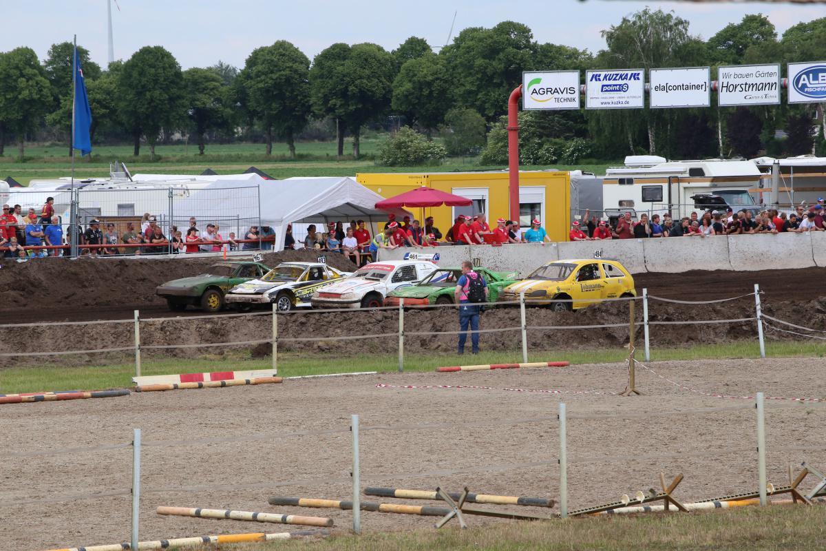 Auto-Cross-Rennen des MSC Rütenbrock e.V. wird verschoben