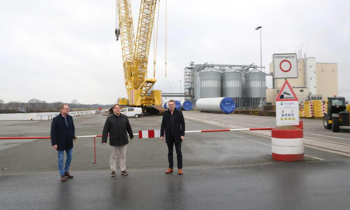 Eurohafen trotzt der Krise