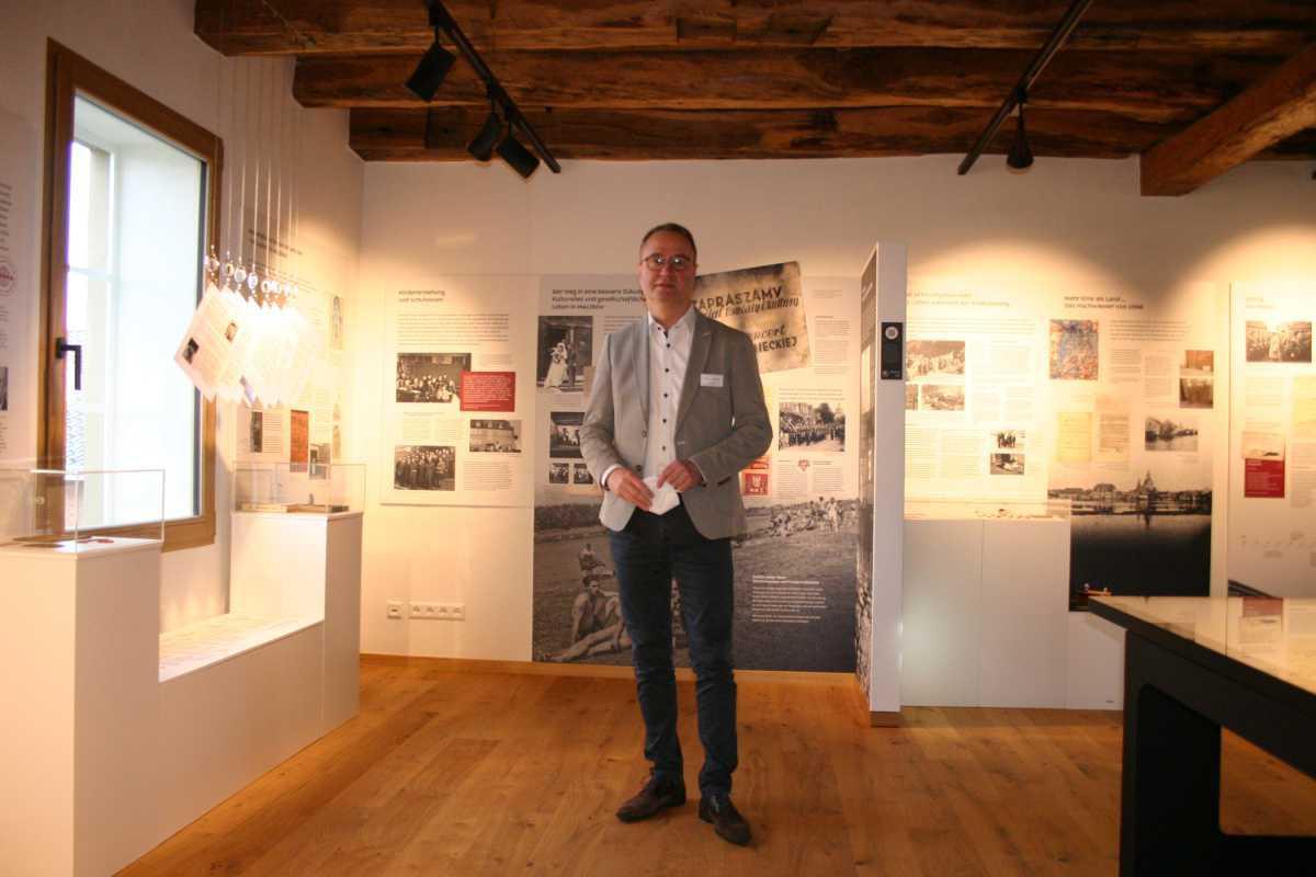 Museum Inselmühle fertig gestellt