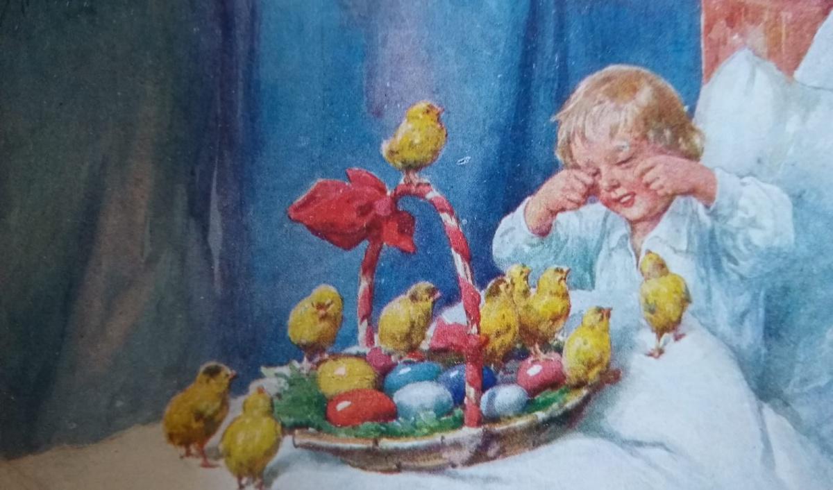 Frohe Ostern vom Emsblick!
