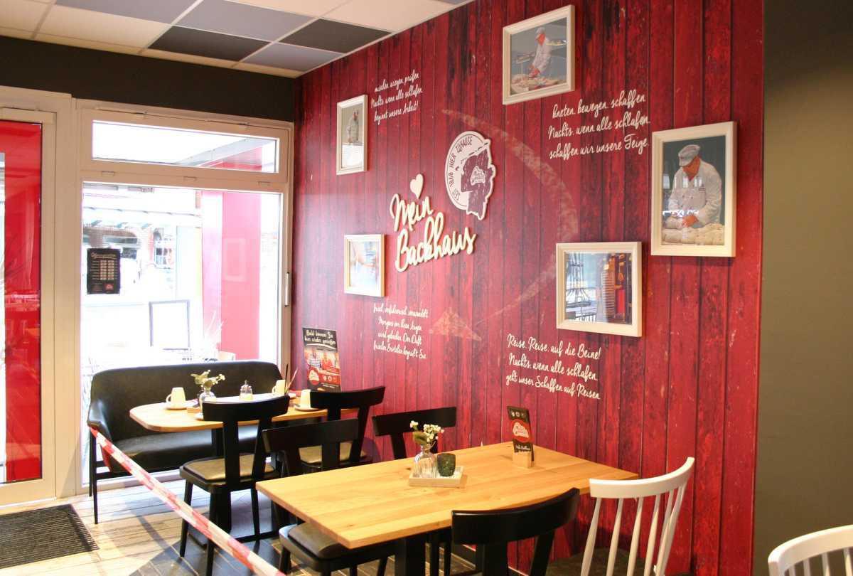Neueröffnung Café Mußwessels