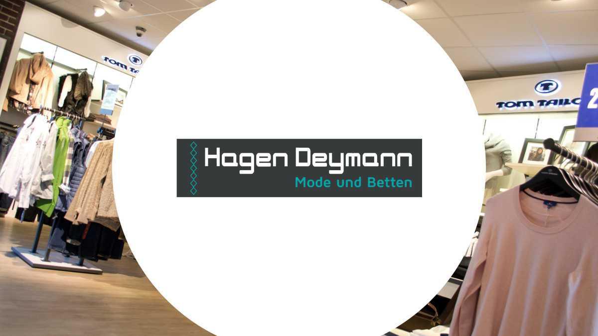 Mode-und Bettenhaus Hagen-Deymann