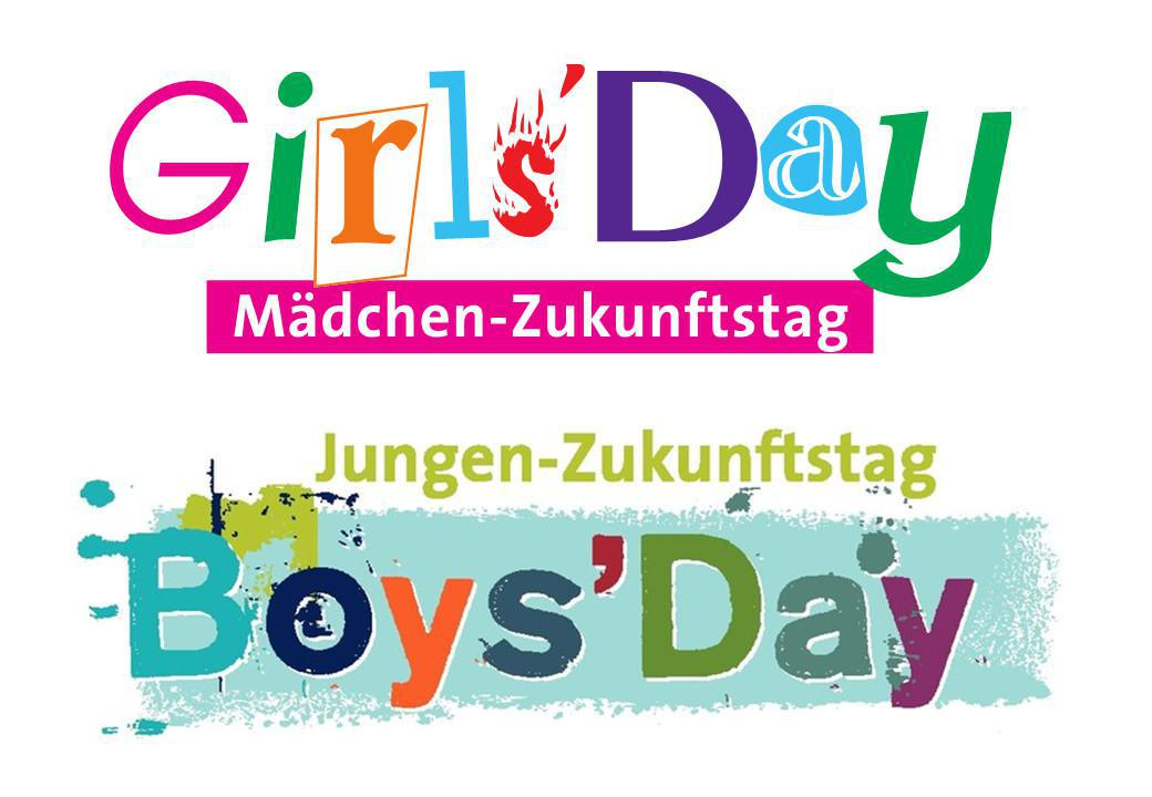 "22. April ist ""Girls and Boys Day"""
