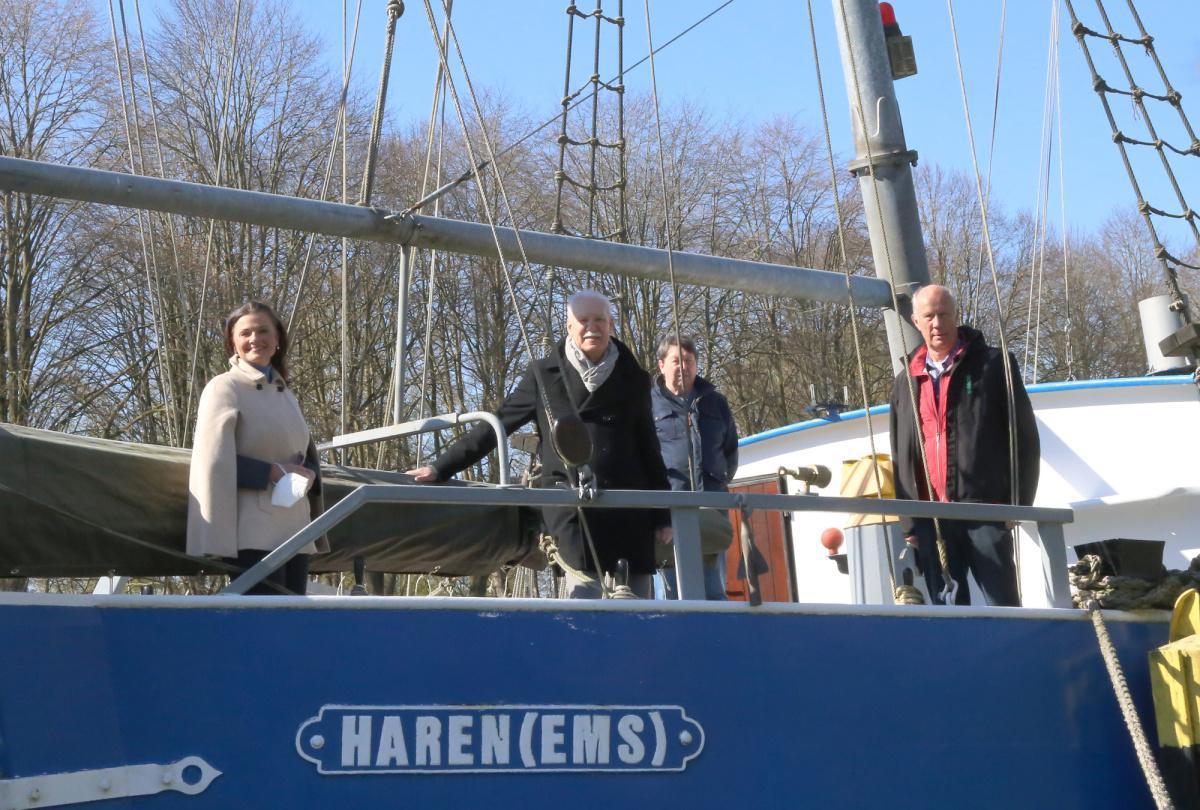 Finanzspritze für Harener Schifffahrtsmuseum